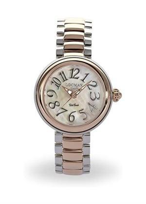 LOCMAN Gents Wrist Watch Model TUTTO TONDO 0361V06-0RMWNKBAR