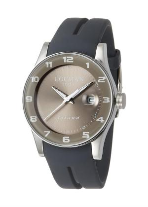 LOCMAN Gents Wrist Watch Model STAND 060000AG-AGW2SIA