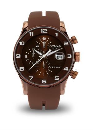 LOCMAN Gents Wrist Watch Model ISLAND 0620BNNW-BNW2SIN