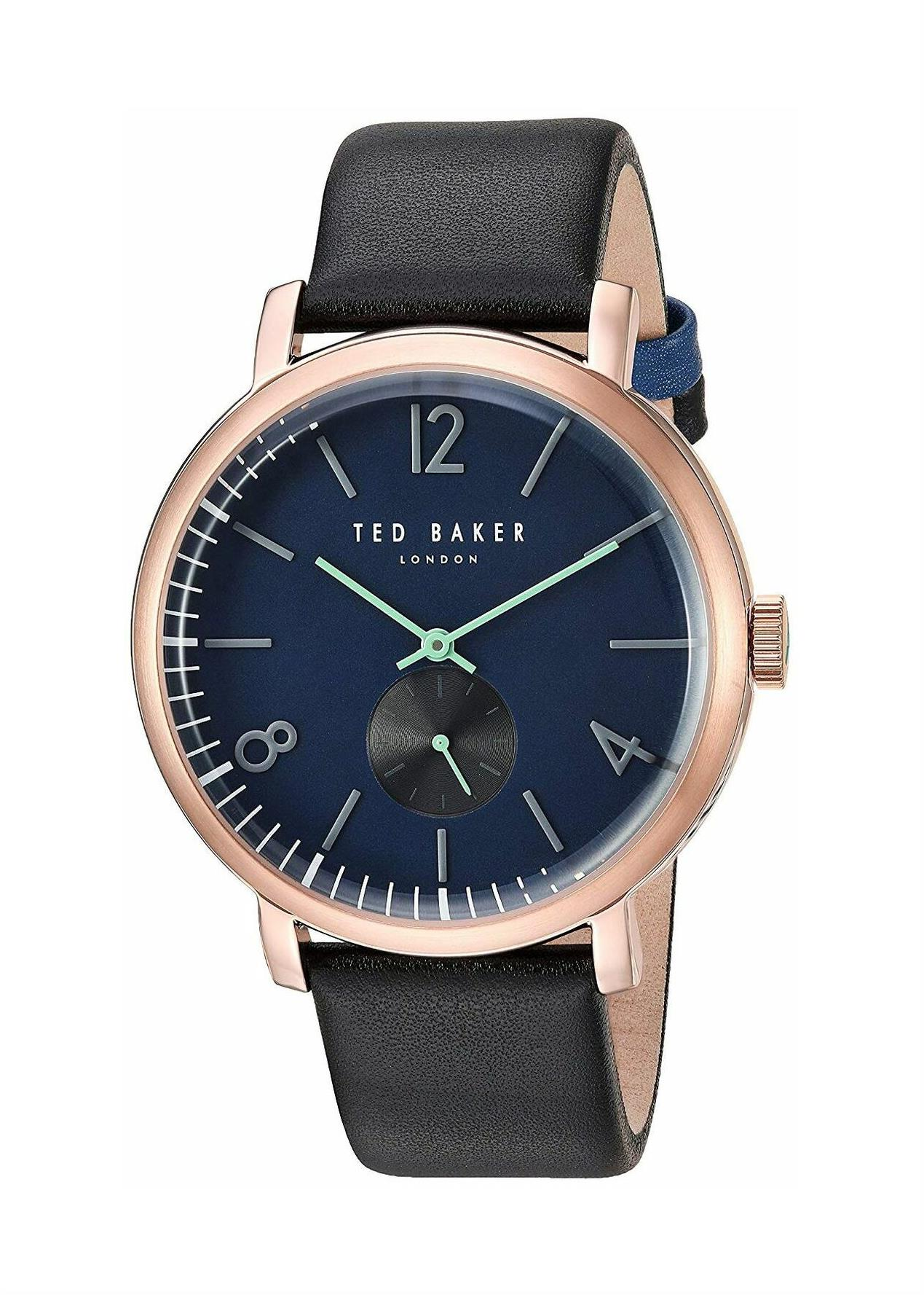 TED BAKER Mens Wrist Watch Model Oliver TE10031515