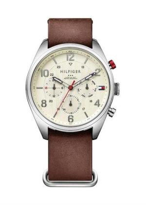 TOMMY HILFIGER Gents Wrist Watch Model CORBIN 1791188