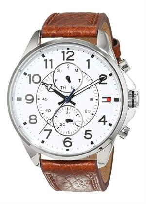 TOMMY HILFIGER Gents Wrist Watch Model DEAN 1791274