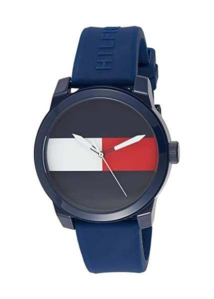 TOMMY HILFIGER Gents Wrist Watch Model DENIM 1791322