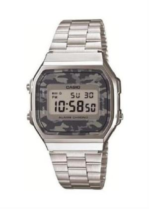 CASIO Unisex Wrist Watch A168WEC-1