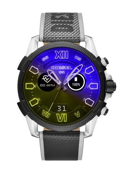 DIESEL ON SmartWrist Watch DZT2012