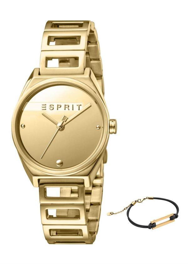 ESPRIT Women Wrist Watch Model Gift Set Bracelet ES1L058M0025