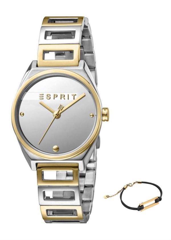 ESPRIT Women Wrist Watch Model Gift Set Bracelet ES1L058M0045