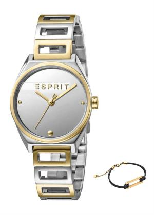 ESPRIT Women Wrist Watch Model Gift Set Bracelet ES1L058M0045