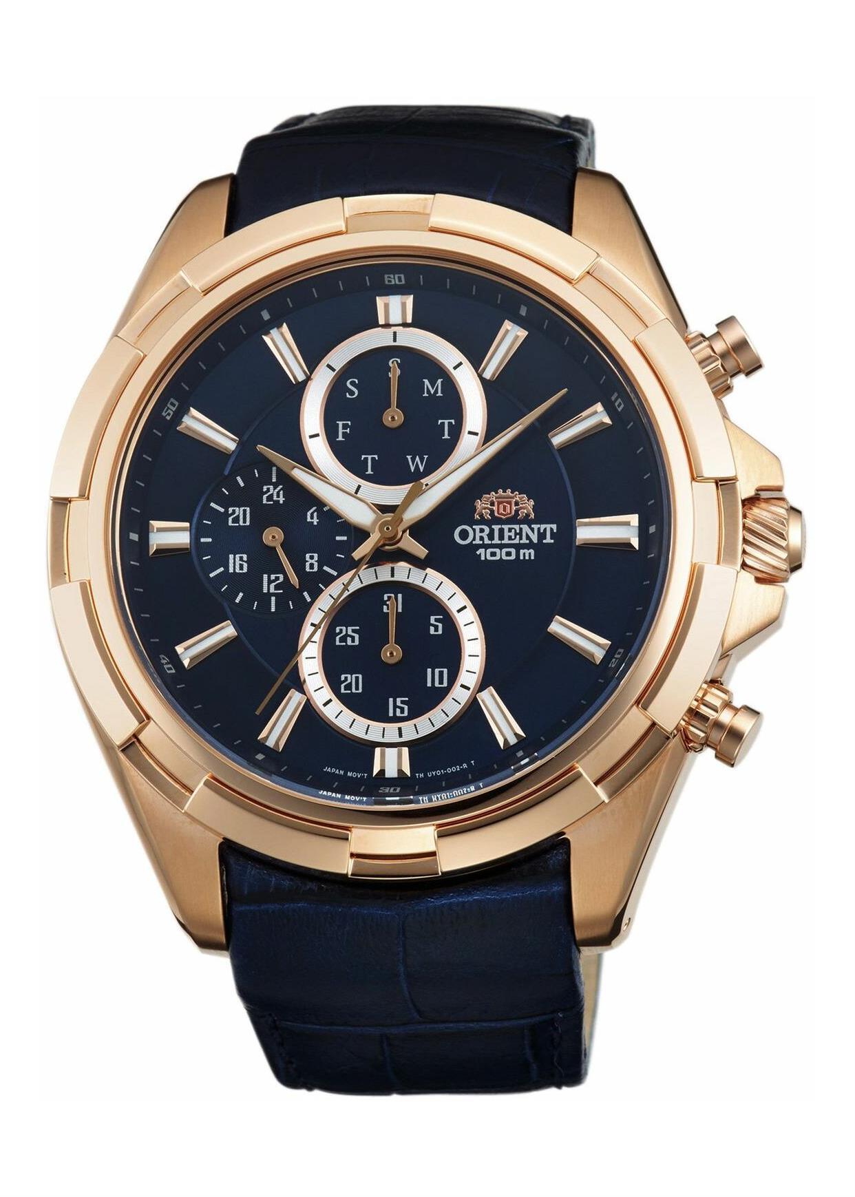 ORIENT Mens Wrist Watch FUY01005D0
