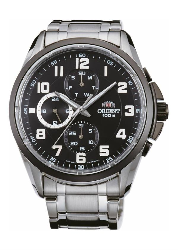 ORIENT Mens Wrist Watch FUY05002B0