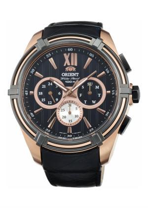 ORIENT Mens Wrist Watch FUZ01004B0