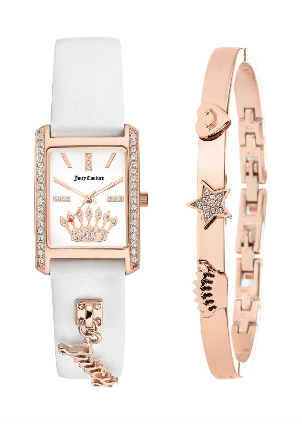 JUICY COUTURE Women Wrist Watch JC/1030RGST
