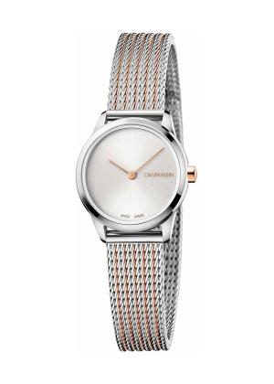 CK CALVIN KLEIN Ladies Wrist Watch Model MINIMAL K3M23B26