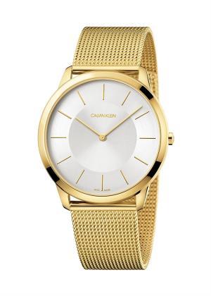 CK CALVIN KLEIN Gents Wrist Watch Model MINIMAL K3M2T526