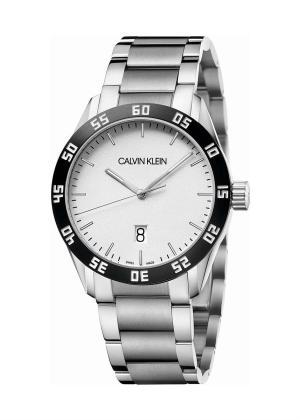 CK CALVIN KLEIN Gents Wrist Watch Model COMPETE K9R31C46