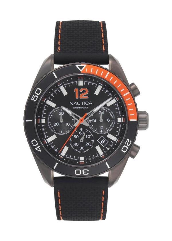 NAUTICA Gents Wrist Watch Model KEY BISCAYNE NAPKBN008
