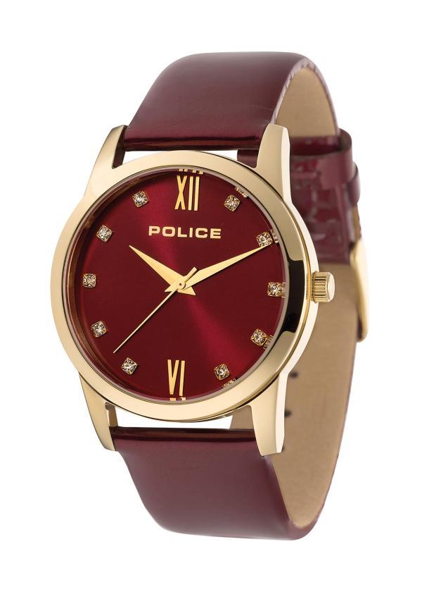 POLICE Women Wrist Watch Model Celebration PL.14495MSG/16
