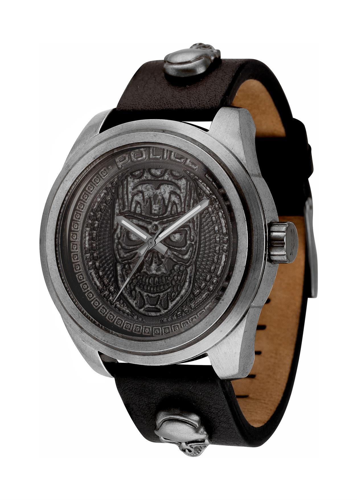 POLICE Mens Wrist Watch Model Apocalypse PL.14798JSQS/04