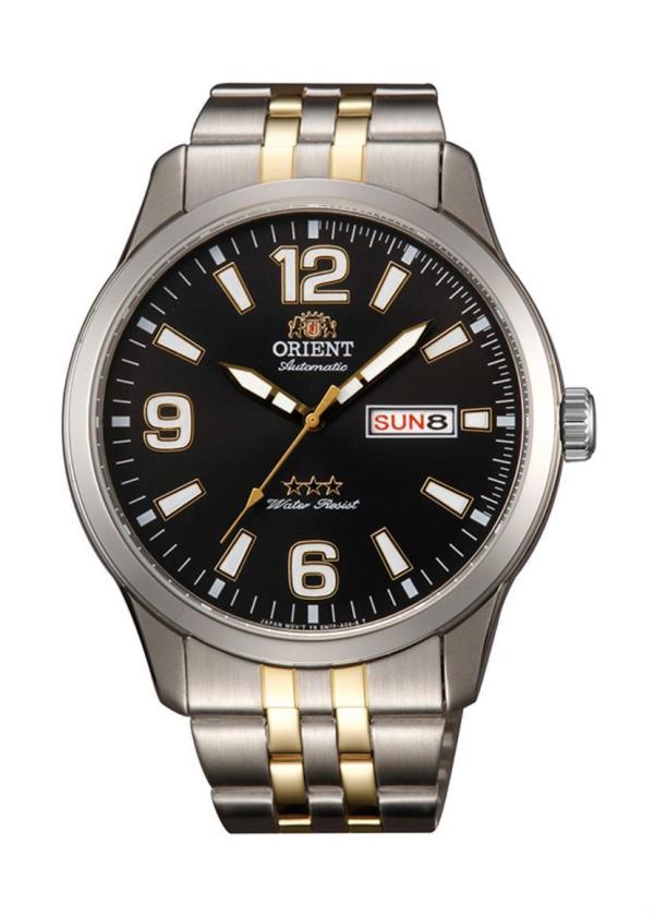 ORIENT Mens Wrist Watch RA-AB0005B19B