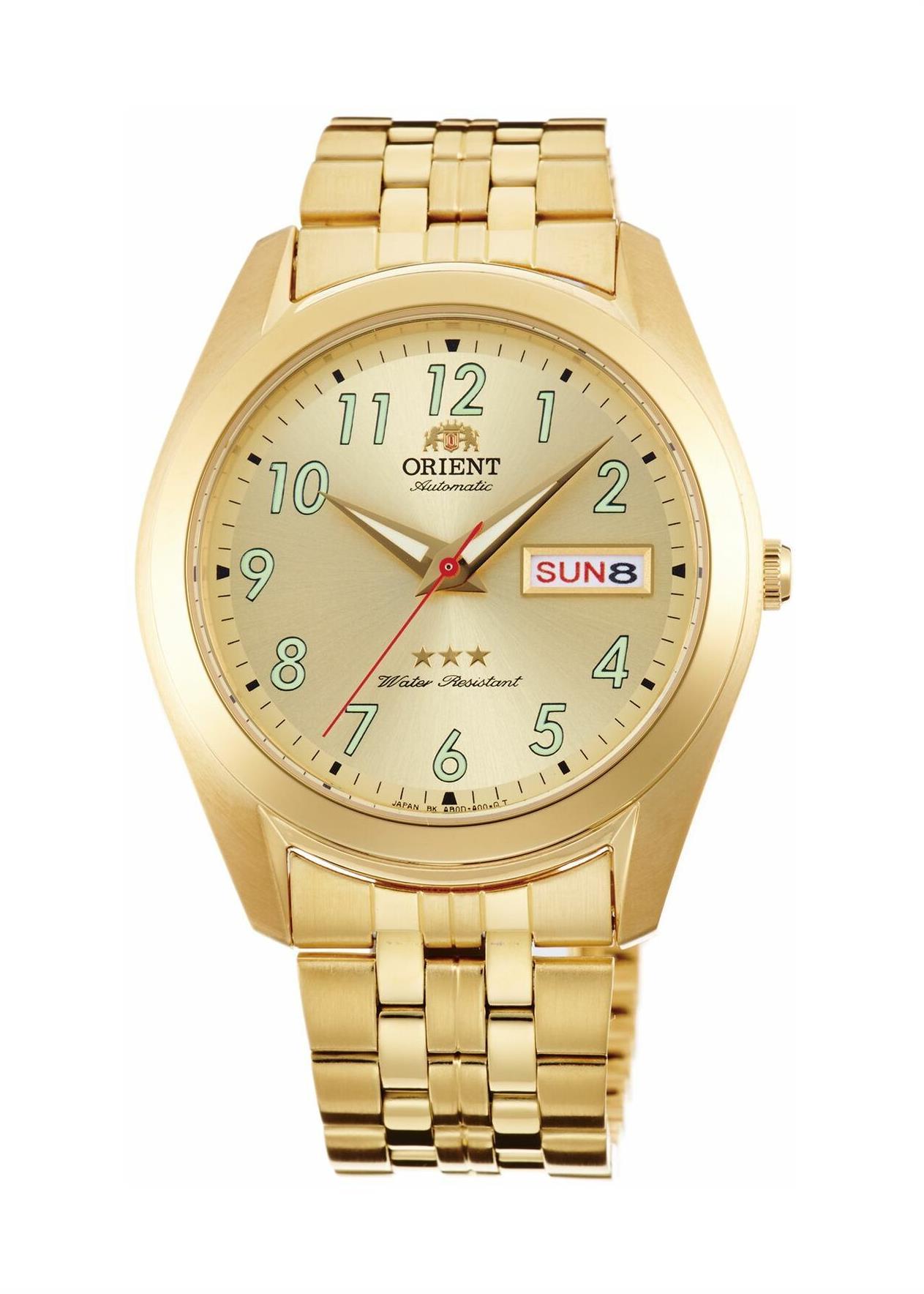 ORIENT Mens Wrist Watch RA-AB0036G19B