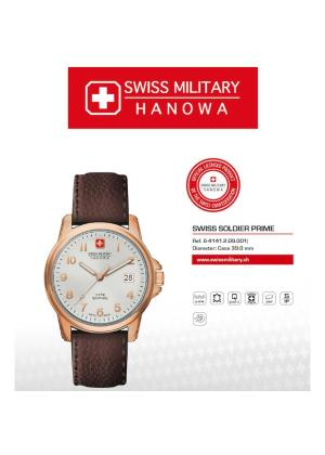 SWISS MILITARY HANOWA Gents Wrist Watch Model SWISS SOLDIER PRIME 06-4141.2.09.001