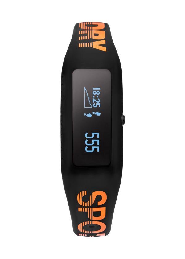 SUPERDRY Unisex Wrist Watch Model Fitness Tracker SYG202BO