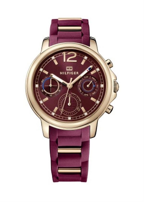 TOMMY HILFIGER Ladies Wrist Watch Model CLAUDIA 1781744
