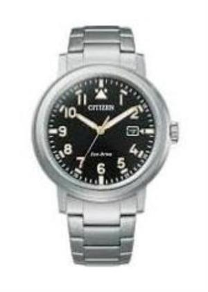 CITIZEN Gents Wrist Watch Model Military AW1620-81E