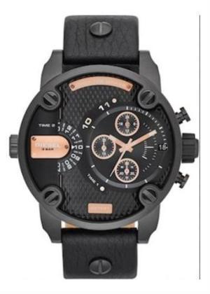 DIESEL Gents Wrist Watch Model LITTLE DADDY DZ7291