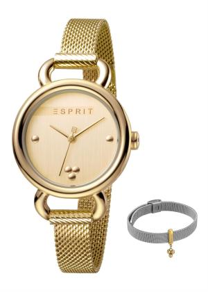 ESPRIT Womens Wrist Watch Model Gift Set Bracelet ES1L023M0055