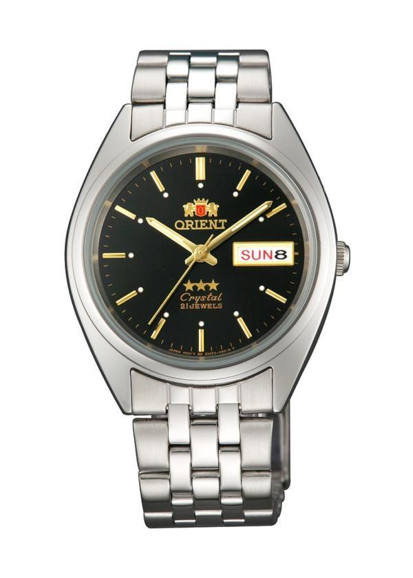 ORIENT Unisex Wrist Watch Model 3 Stars Automatic FAB0000AB9