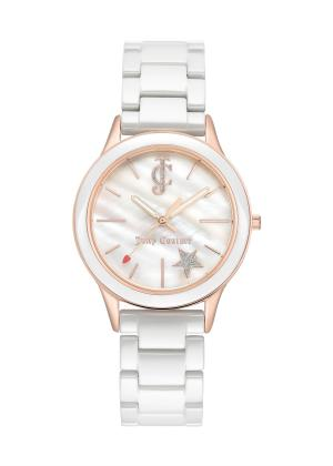 JUICY COUTURE Womens Wrist Watch JC/1048WTRG