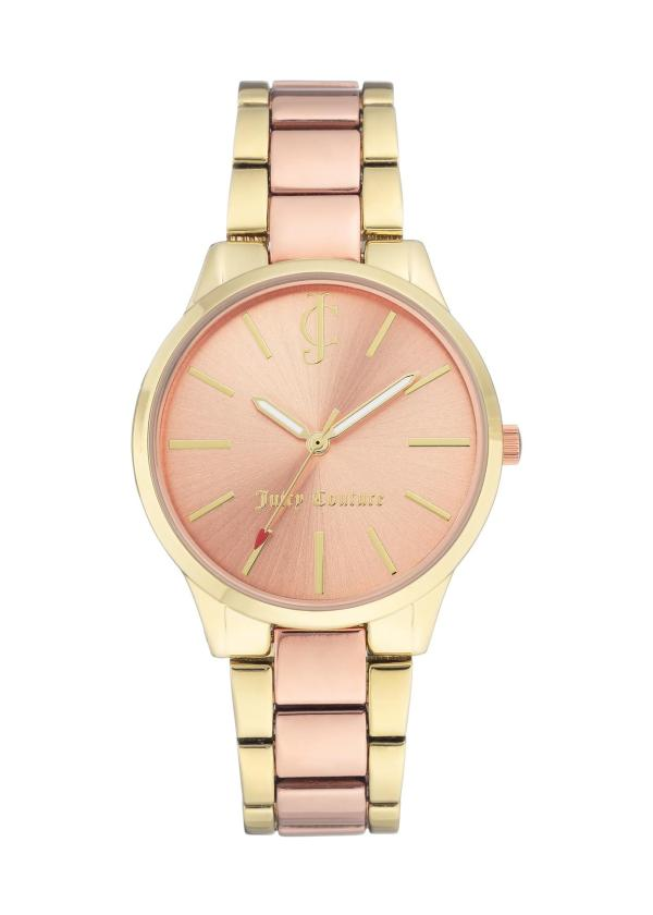 JUICY COUTURE Womens Wrist Watch JC/1058RGTT