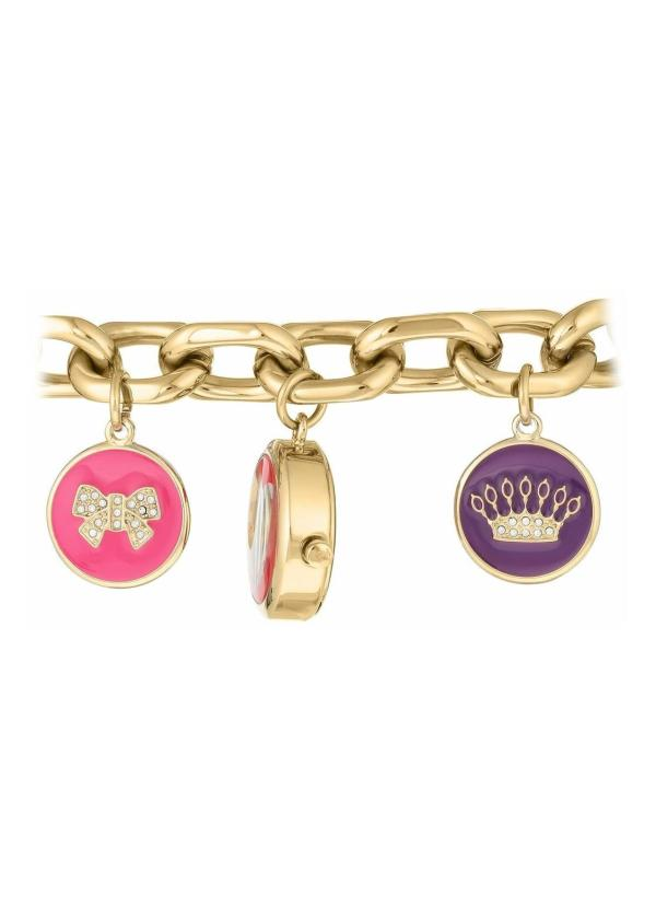 JUICY COUTURE Womens Wrist Watch JC/1090CHRM