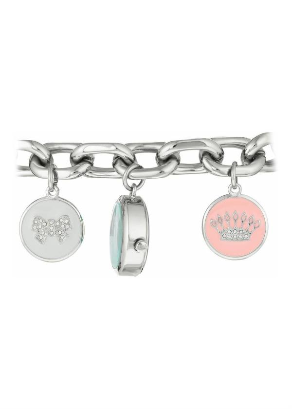JUICY COUTURE Womens Wrist Watch JC/1091CHRM