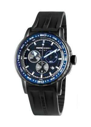 MOMO DESIGN Gents Wrist Watch Model PILOT PRO CHRONO QUARZO MD2614BK-21