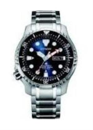 CITIZEN Gents Wrist Watch Model Divers Automatic 200 mt Super Titanio NY0100-50M