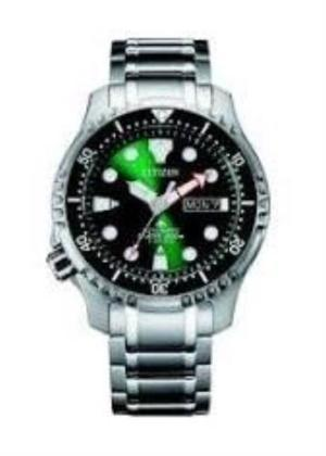 CITIZEN Gents Wrist Watch Model Divers Automatic 200 mt Super Titanio NY0100-50X