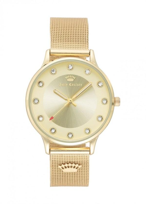 JUICY COUTURE Womens Wrist Watch JC/1128CHGB