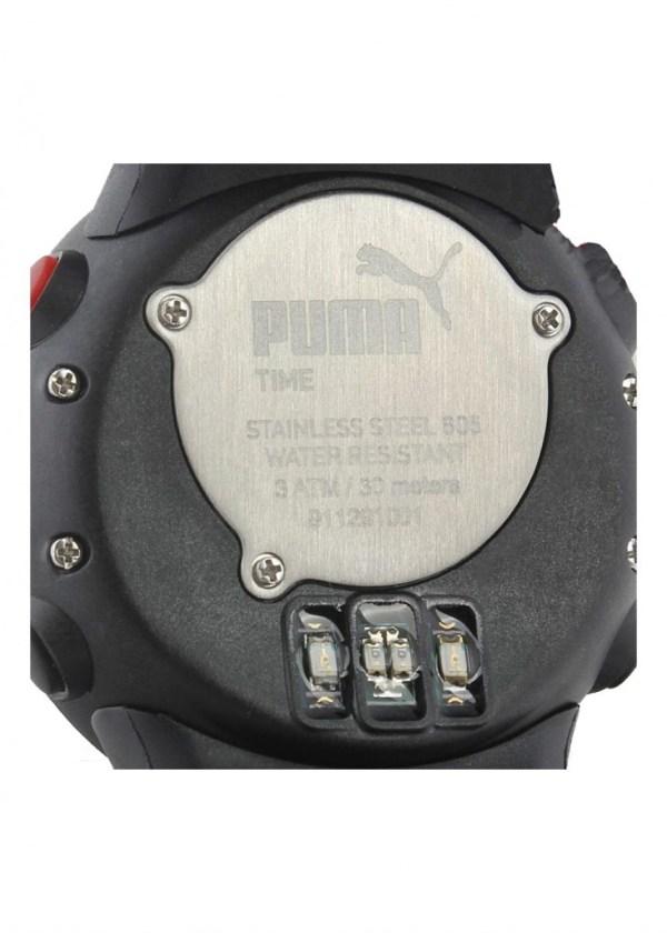 PUMA Unisex Wrist Watch Model Optical Cardiac Heart Rate Sensor PU911291001