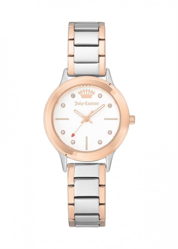 JUICY COUTURE Womens Wrist Watch JC/1051WTRT