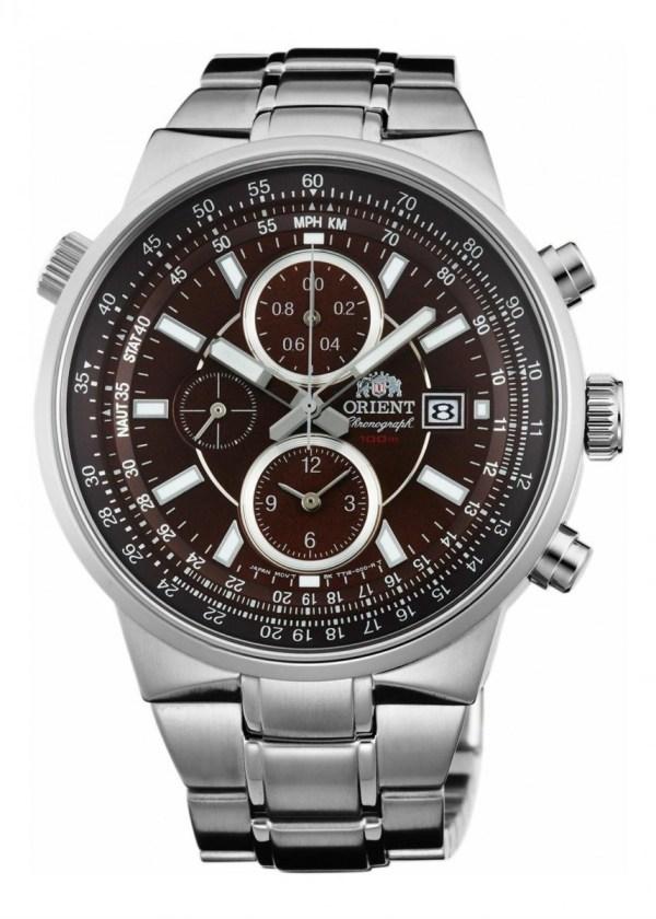 ORIENT Mens Wrist Watch FTT15003T0