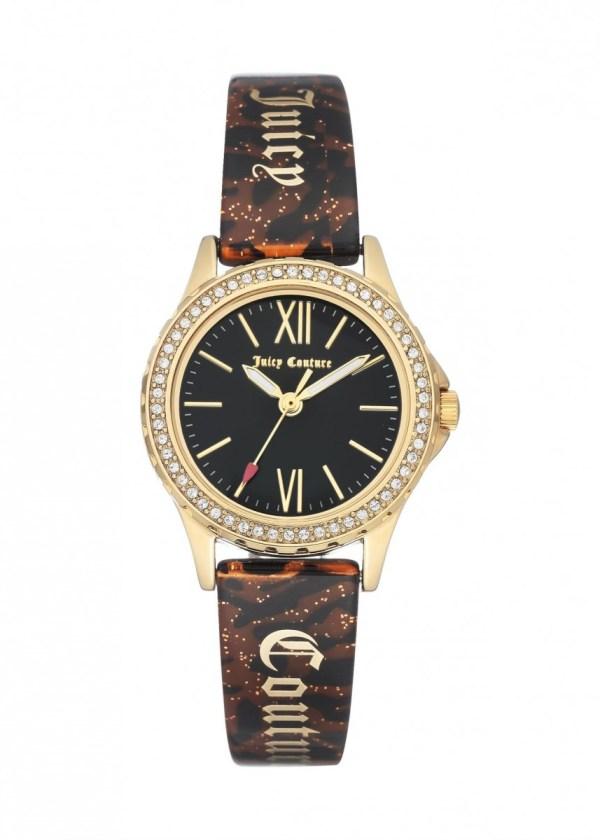 JUICY COUTURE Womens Wrist Watch JC/1068BKBN