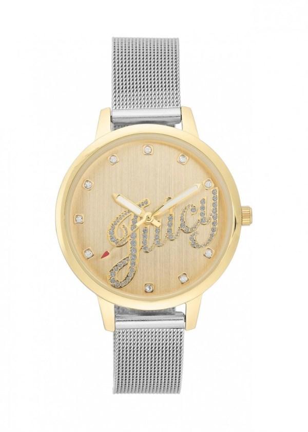 JUICY COUTURE Womens Wrist Watch JC/1122CHTT