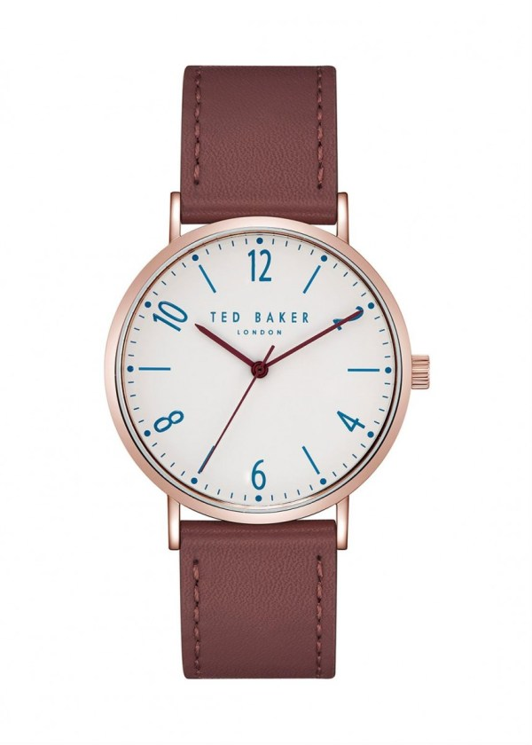 TED BAKER Mens Wrist Watch Model Hank TE50276002