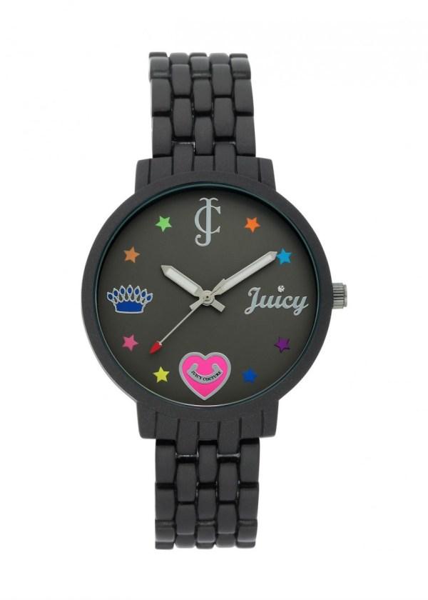 JUICY COUTURE Womens Wrist Watch JC/1108BKBK