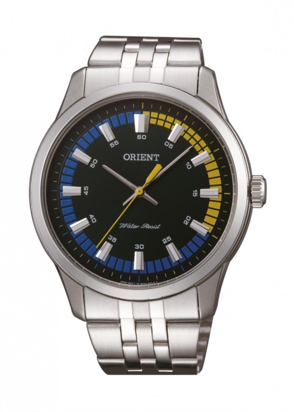 ORIENT Mens Wrist Watch SQC0U005F0