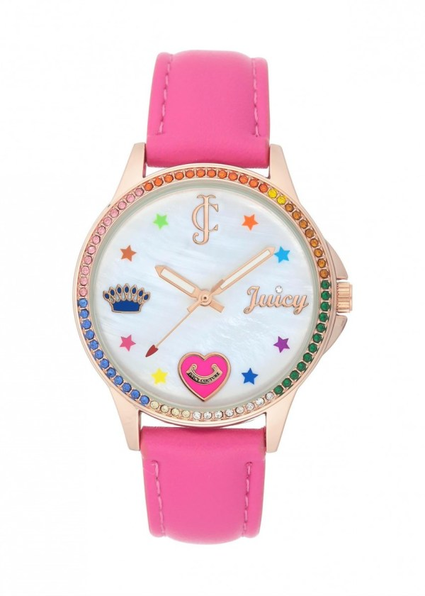 JUICY COUTURE Womens Wrist Watch JC/1106RGHP