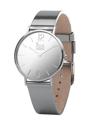 ICE-Wrist Watch Wrist Watch Model Metal Silver - Small 015089