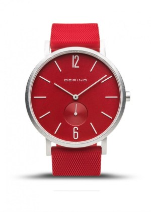 BERING Gents Wrist Watch Model TRUE AURORA 16940-509